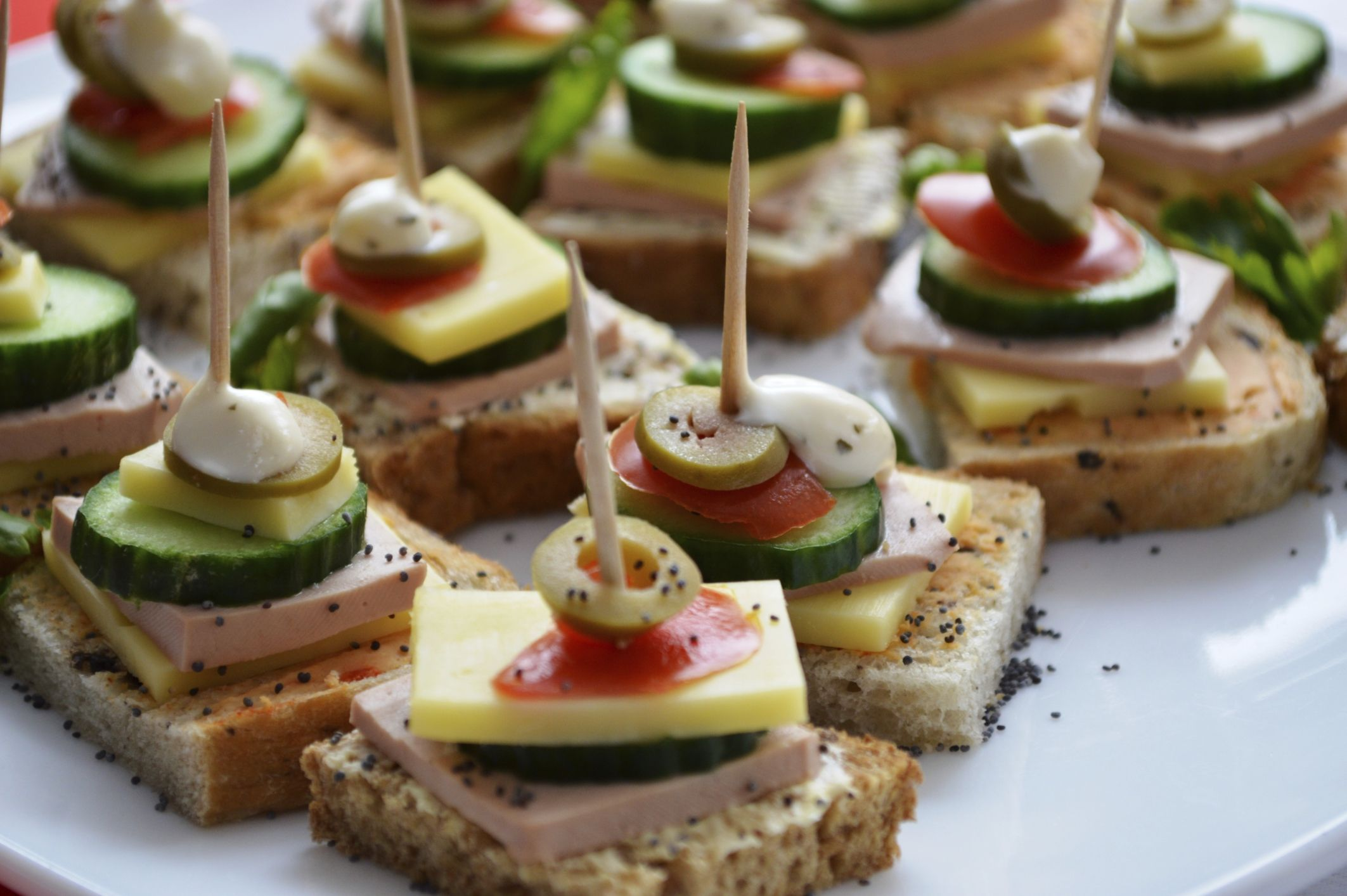 finger buffet food ideas what to serve as part of your buffet