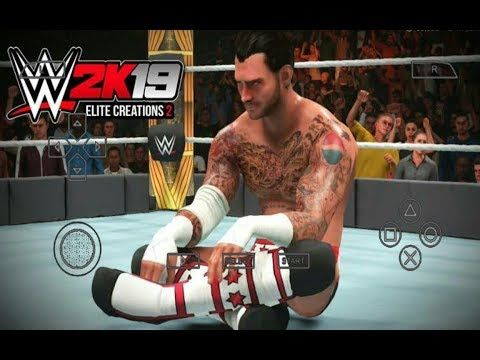 Dounload Wwe 2k19 Real 100mb Highly Compressed For Android 2019 Game Youtube In 2020 Wwe Game Download Wwe Game Psp