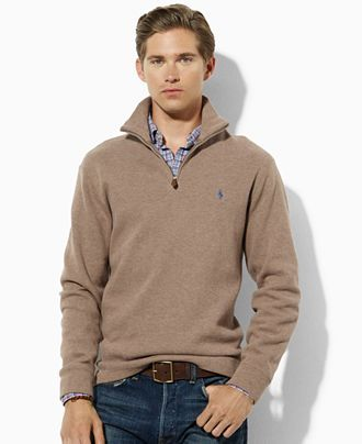 For A Casual Sporty Look Opt For This Ralph Lauren Half