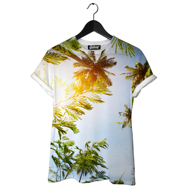 Palm Trees Women's  Tee