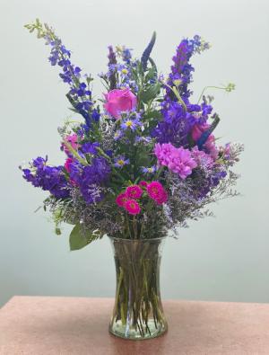 A New Day Bouquet In Stuart Fl Magnolia S Flower Shop En 2020 Decoracion De Unas