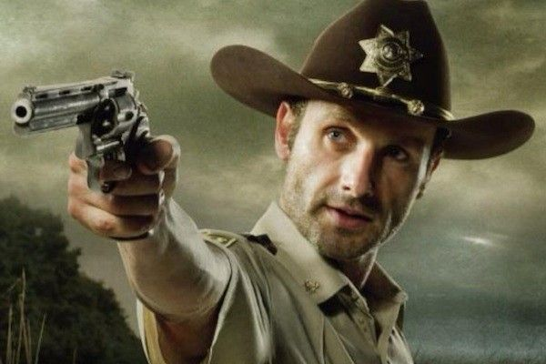 Rick grimes dating