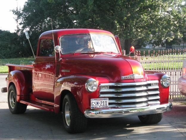 1948 Chevy Pick Up Truck Classictrucks Oude Auto S Auto 1950 S