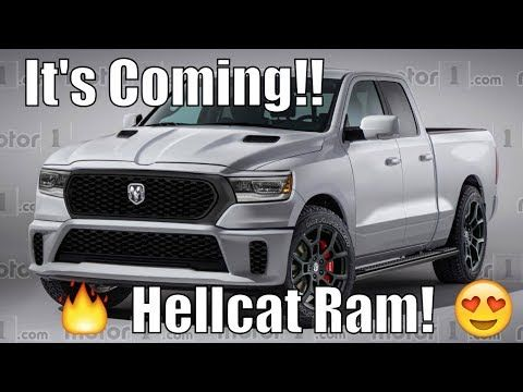 2019 Ram Hellcat Trucks Jeeps And Suvs Pinterest