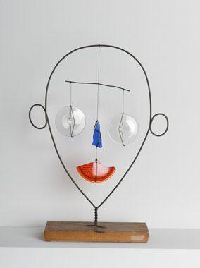 Alexander Calder, Little Face, c.1943.