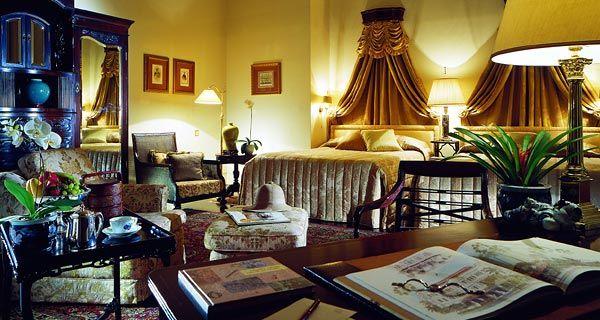 Raffles Hotel Singapore Singapore Five Star Alliance British Colonial Decor Luxury Hotel Hotel