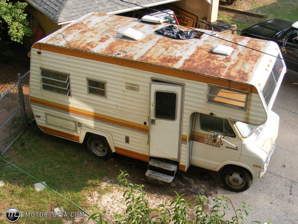 hight resolution of 76 dodge motorhome our first motorhome nicknamed the party mobile lots of great memories