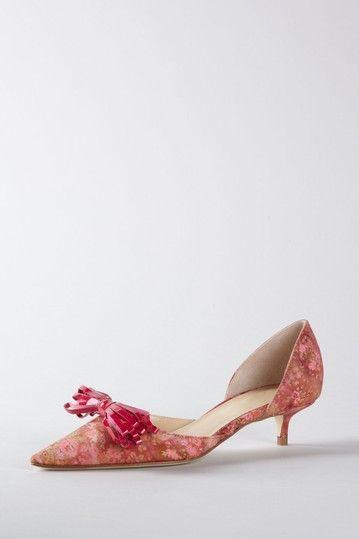 c24d09804a butter sauce pointed toe kitten heel | shoes Eva | Shoes, Shoe boots ...