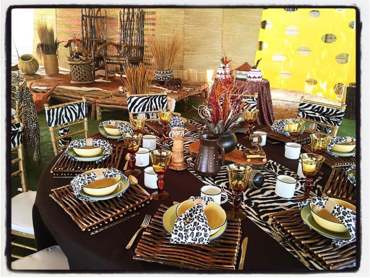 Traditional african wedding decor zulu wedding wedding ideas traditional african wedding decor zulu wedding wedding ideas wedding centerpieces luxurious animal junglespirit Choice Image