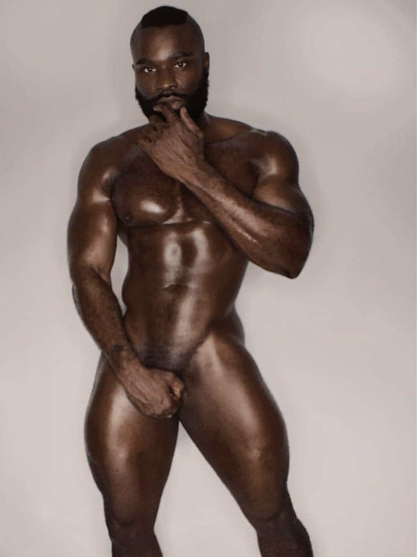 schwarze nackt nackte männer