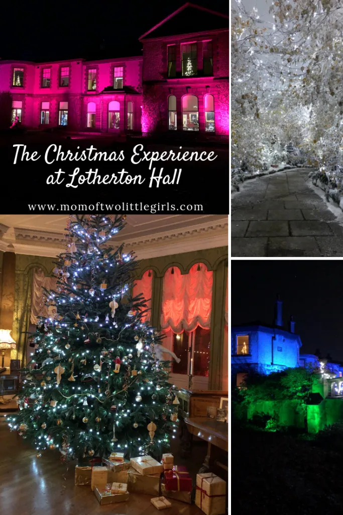 The Christmas Experience At Lotherton Hall Christmas Experiences Christmas Destinations Christmas Vacation Destinations