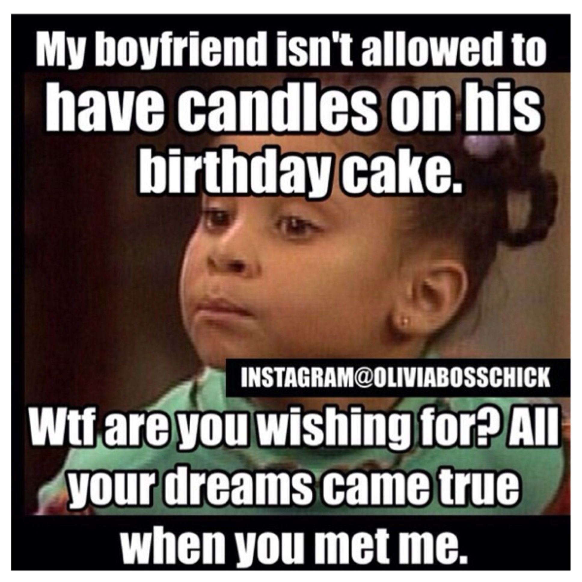 Lol Birthday Girl Meme Funny Husband Quotes Wishes