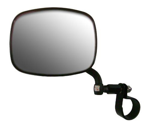 "CIPA M37 UTV Side View Mirror (Black) fits Rollcage diameters from 1-3/4"" to 2"" - Driver Side CIPA http://www.amazon.com/dp/B000J4645M/ref=cm_sw_r_pi_dp_DJzdub04X6MJF"
