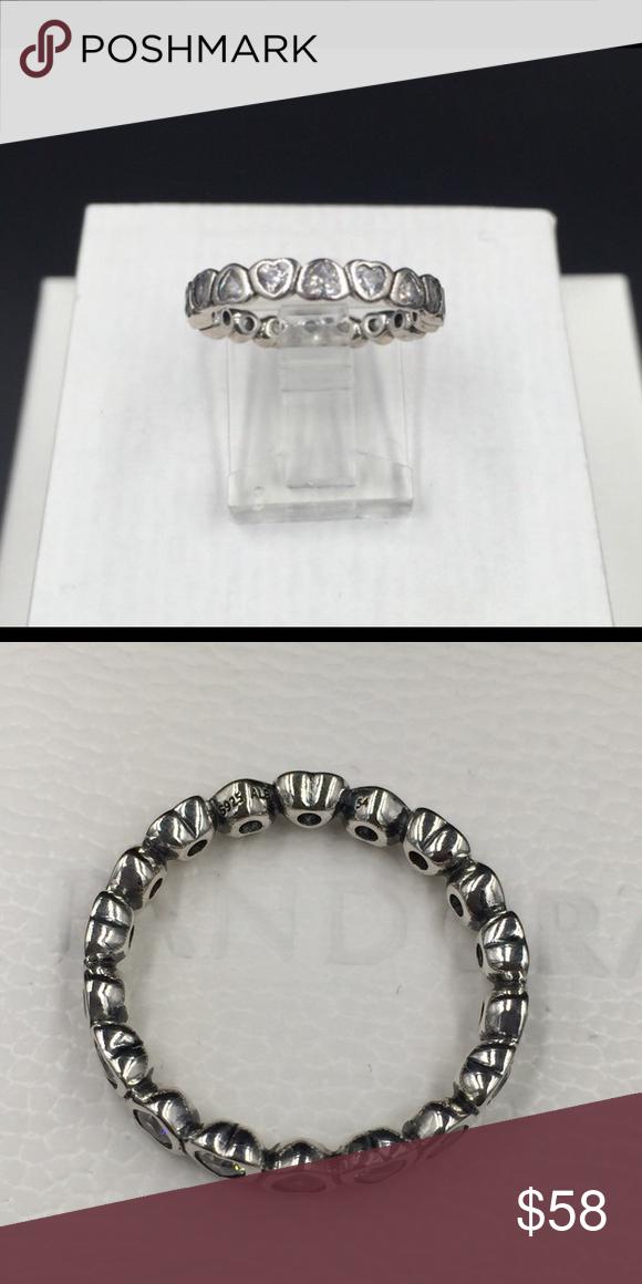 4529312f3 Pandora Ring NWOT Pandora