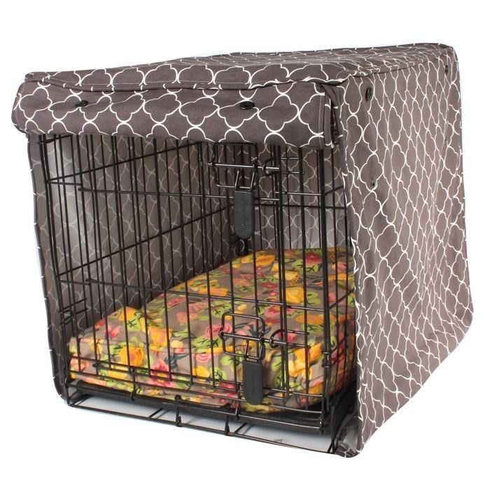 Clarek Gable Crate Cover Designer Luxury Dog