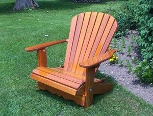 Curved Back Adirondack Chair Plans | Adirondack chair ...