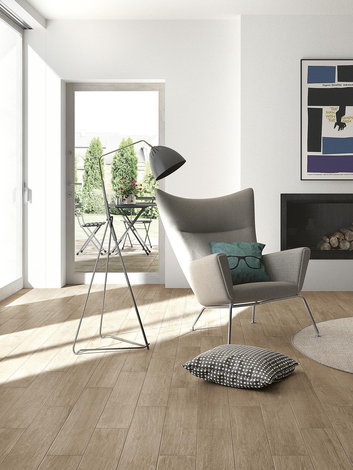 Woodcomfort Wood Look Floor And Wall Tiles Interior Porcelain
