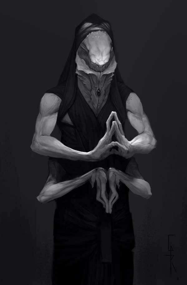 Alien Relics Concept Art