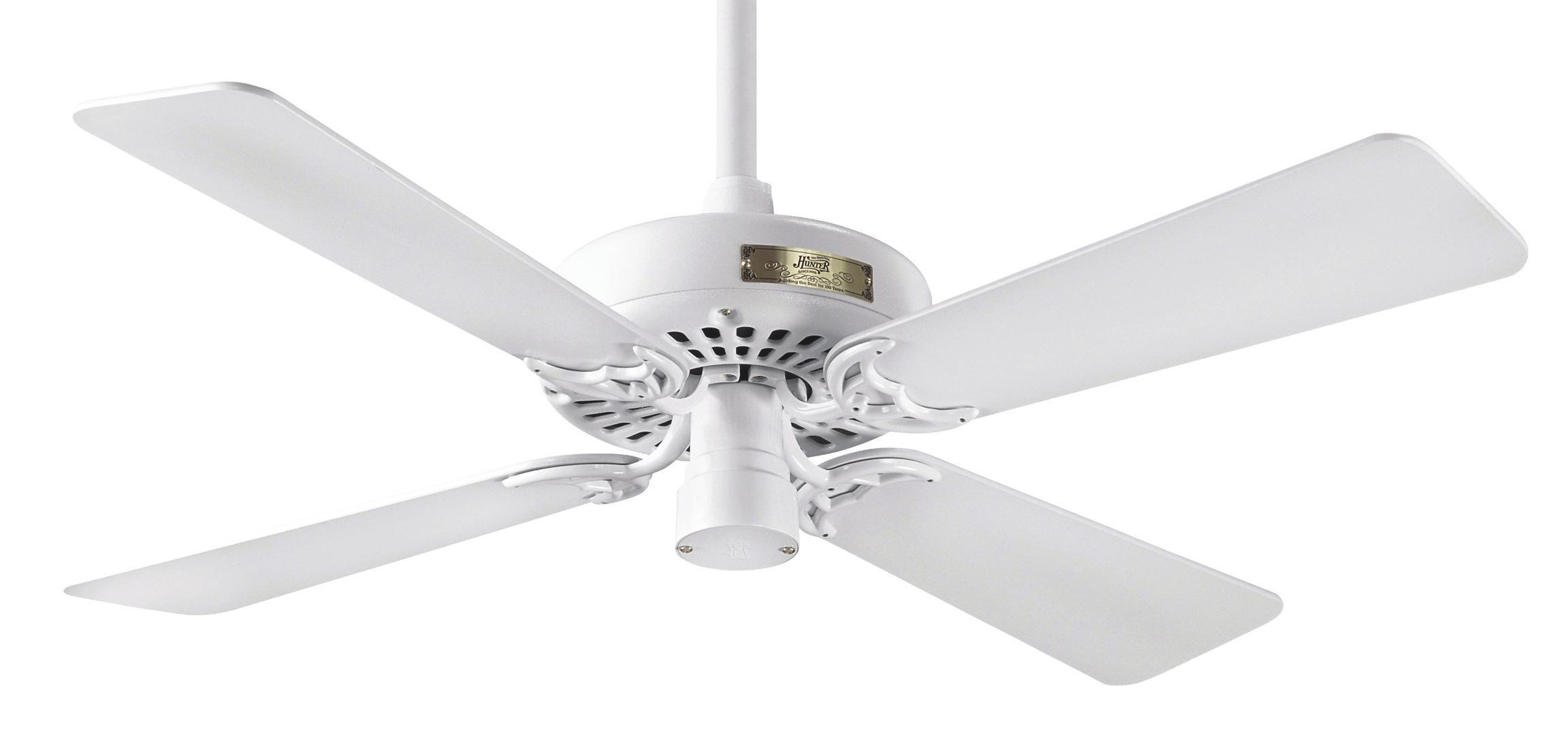Hunter fan white 42 httponlinecompliancefo pinterest ceiling hunter fan white 42 aloadofball Image collections