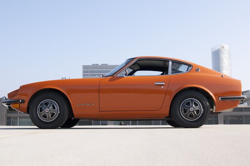 Datsun 240Z - love its stock hubcaps | Automobile ...