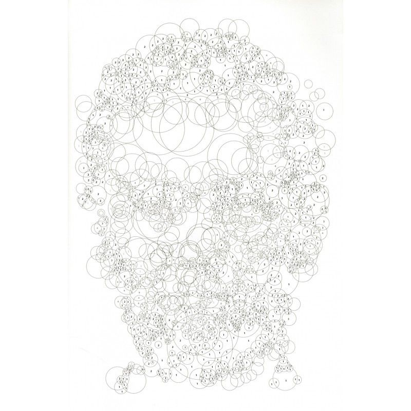 querkle coloring book pages - photo#1