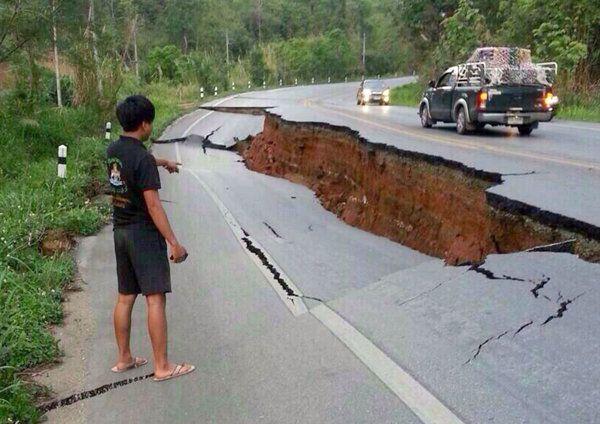Earthquake of 6 magnitude strikes Thailand, some damage ...