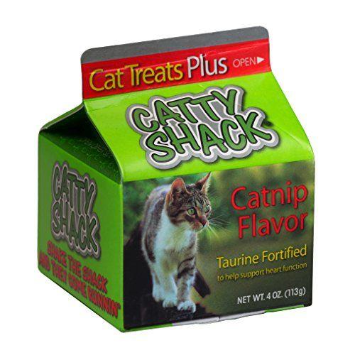 Jrb Foods Catty Shack Catnip Flavor C 17 33 Topseller Cat Treats