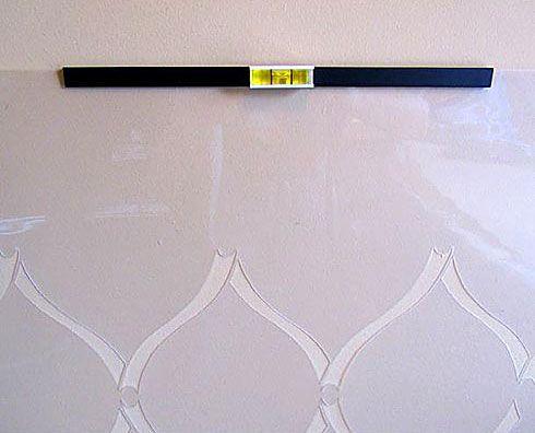 Clip On Stencil Level Damask Stencil Stencils Wall Stencil Designs