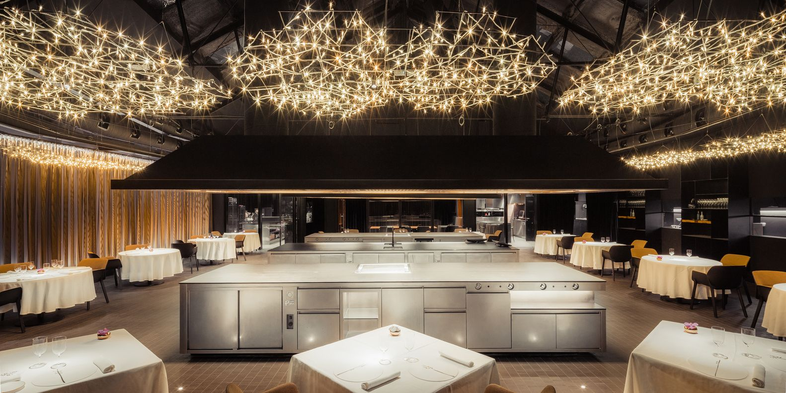 Gallery Of Cocina Hermanos Torres Restaurant Oab Office Of Architecture In Barcelona 8 Restaurant Pictures Architecture Restaurant Design