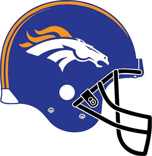 Broncos Broncos Helmet Nfl Logo Denver Broncos Helmet