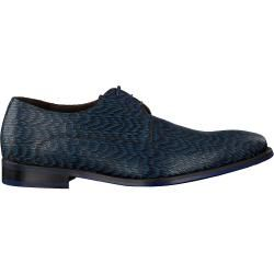 Floris Van Bommel Business Schuhe 18159 Blau Herren Floris van Bommel – Business outfits