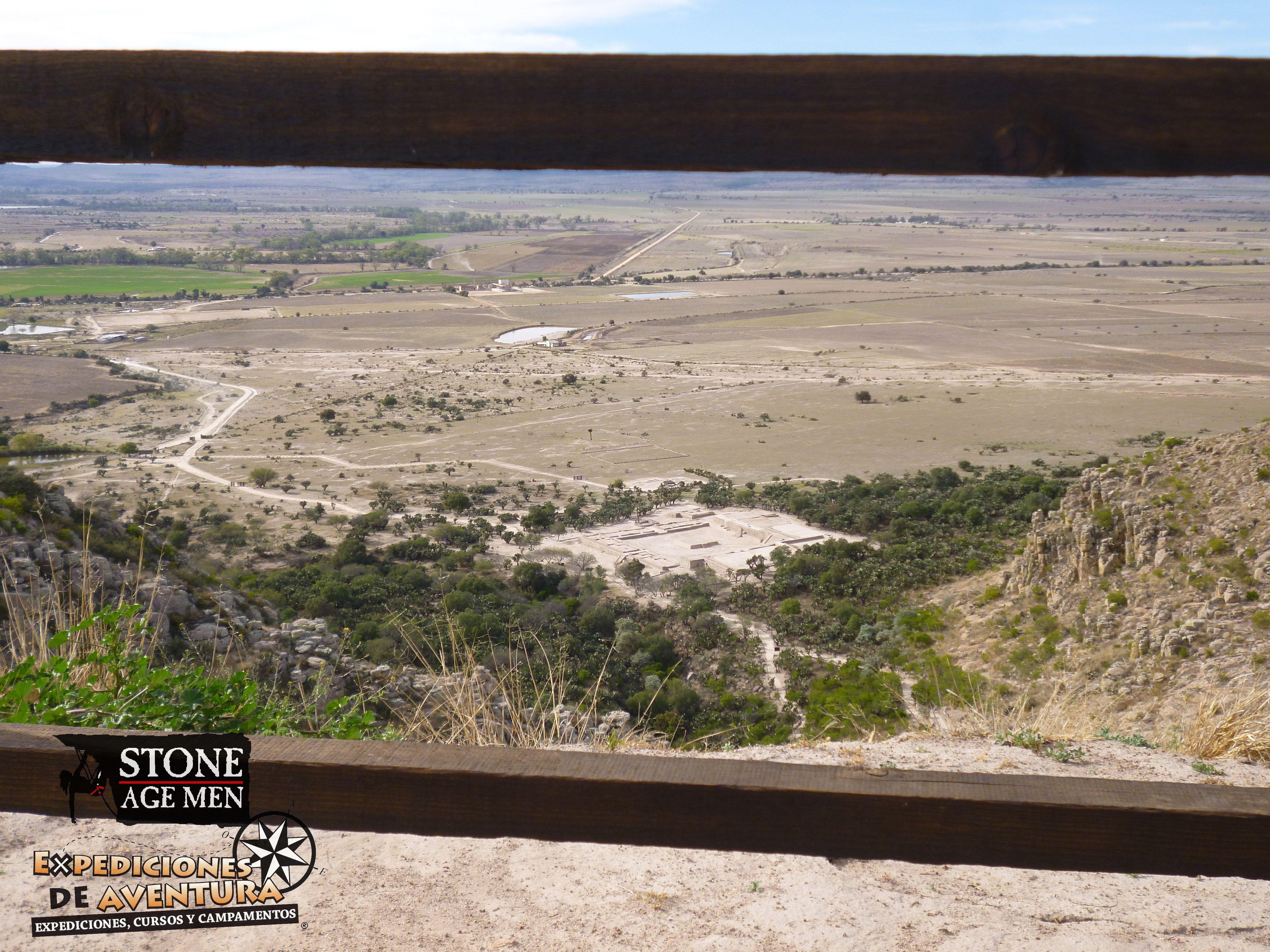 Zona Arqueológica El Cóporo En Ocampo Guanajuato Guanajuato