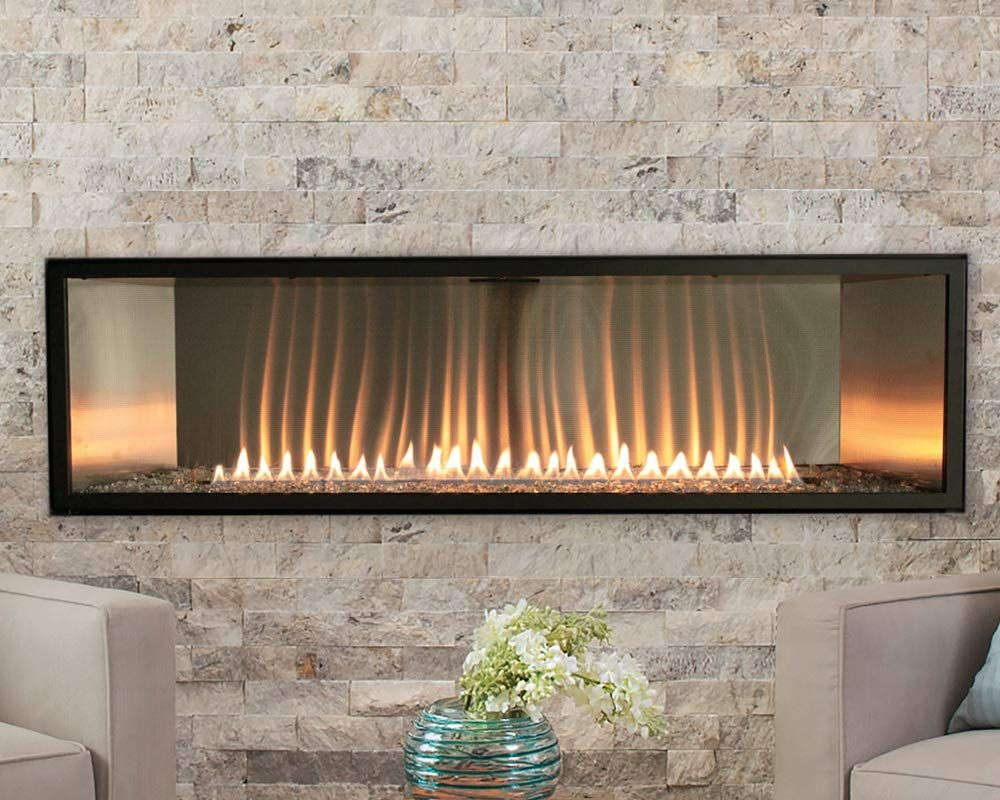 Empire Boulevard 48 In Vent Free Linear Ip Natural Gas Fireplace