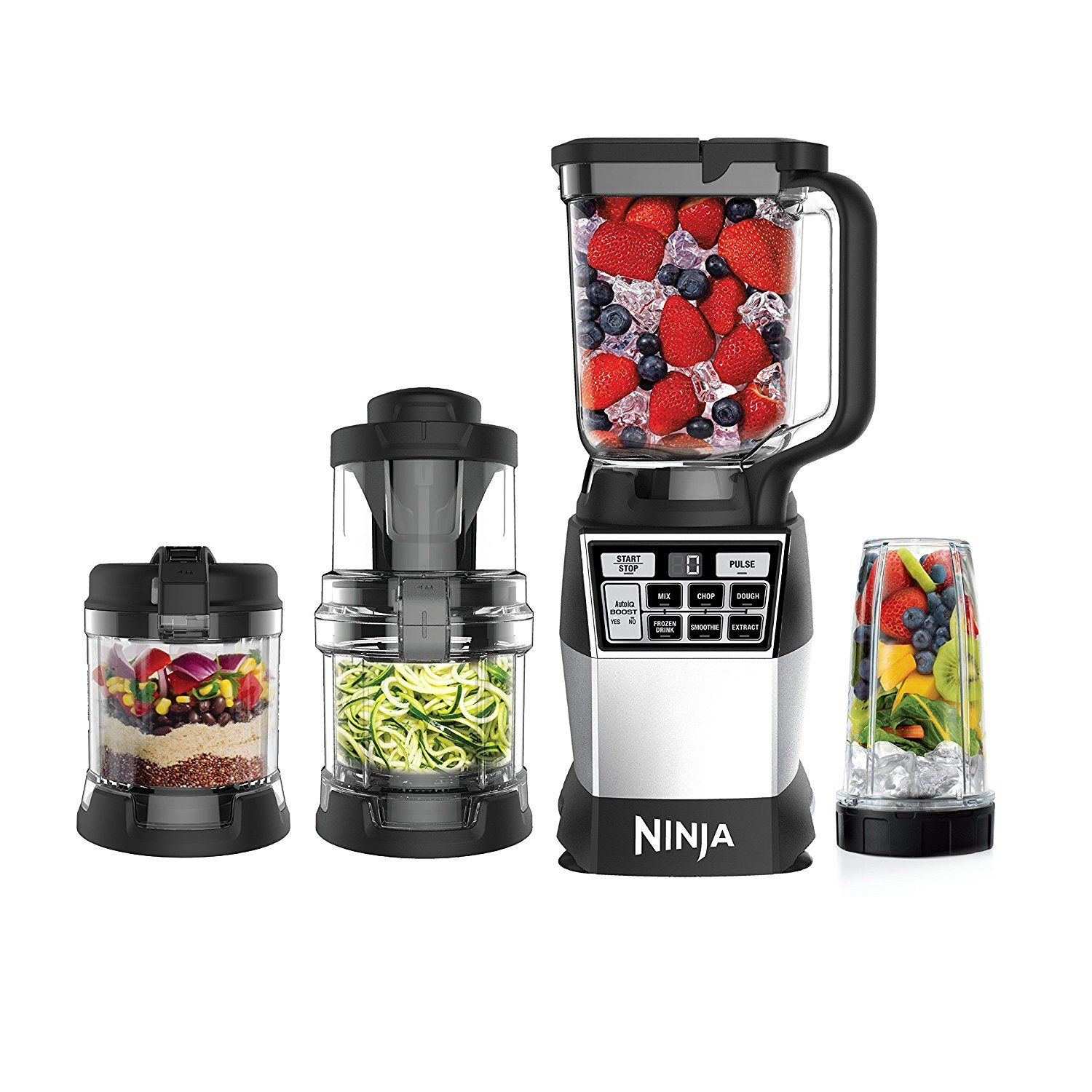 Win a 4-in-1 Ninja Kitchen System ($260)! #contest #sweepstakes ...