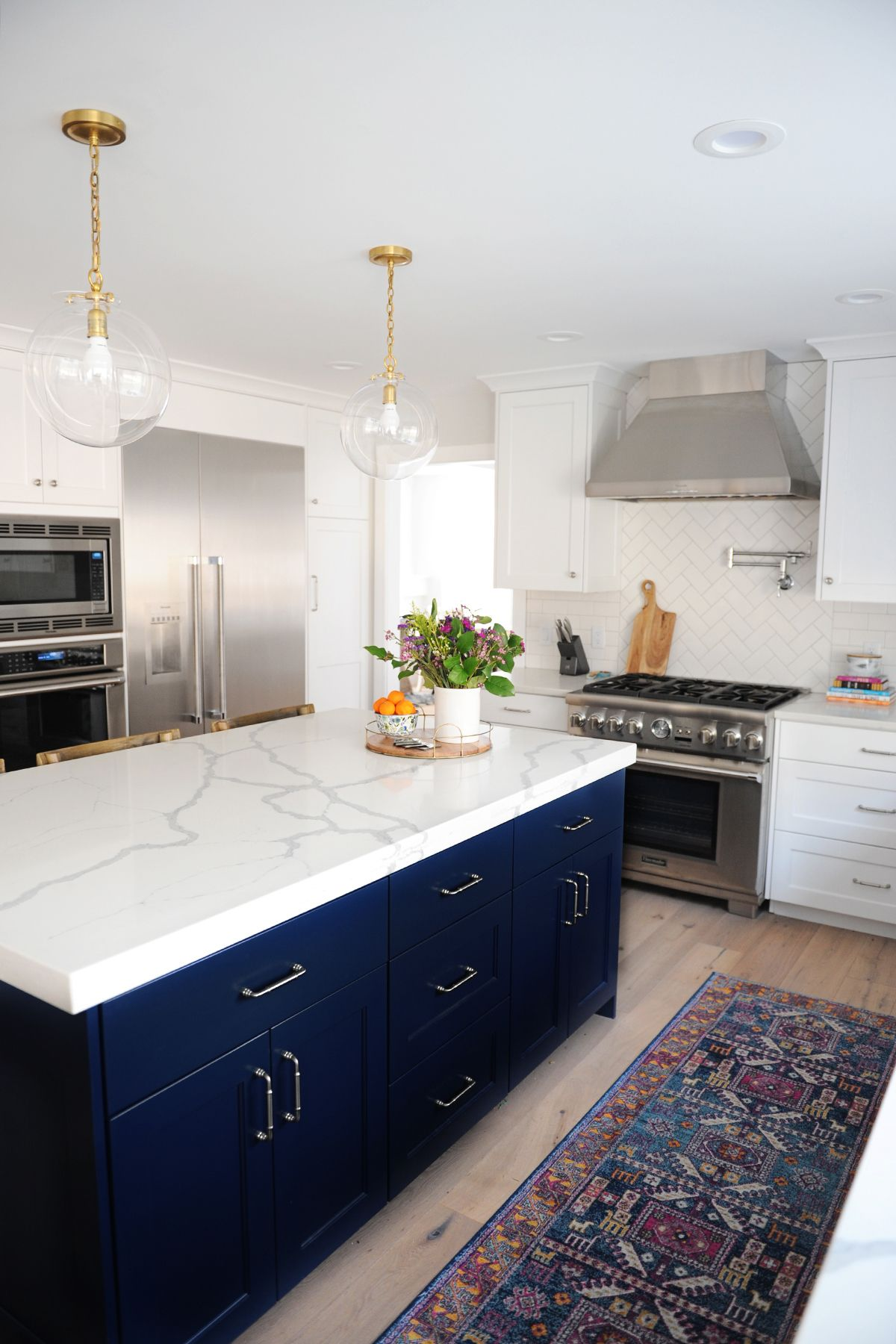 Spring Home Decor Tour: Our Spring Kitchen | Kitchens, Spring and House