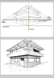 Perspectiva Oblicua Con Dos Puntos De Fuga Edificio Ile Ilgili Gorsel Sonucu Punto De Fuga Edificios Dos Puntos
