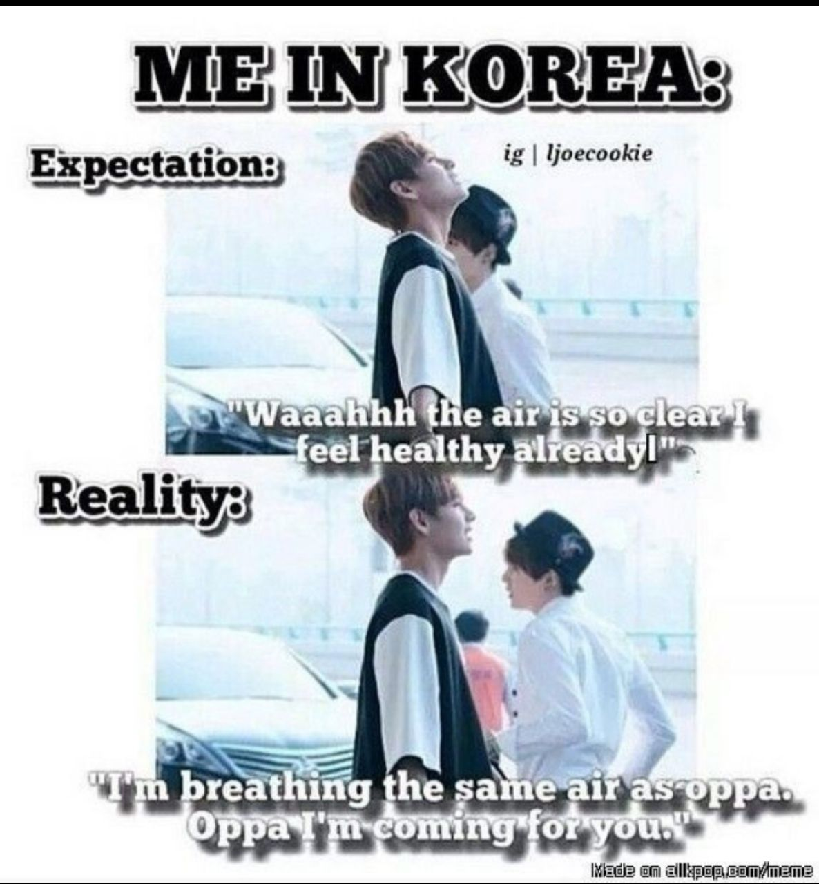 Kpop Memes #btsmemes