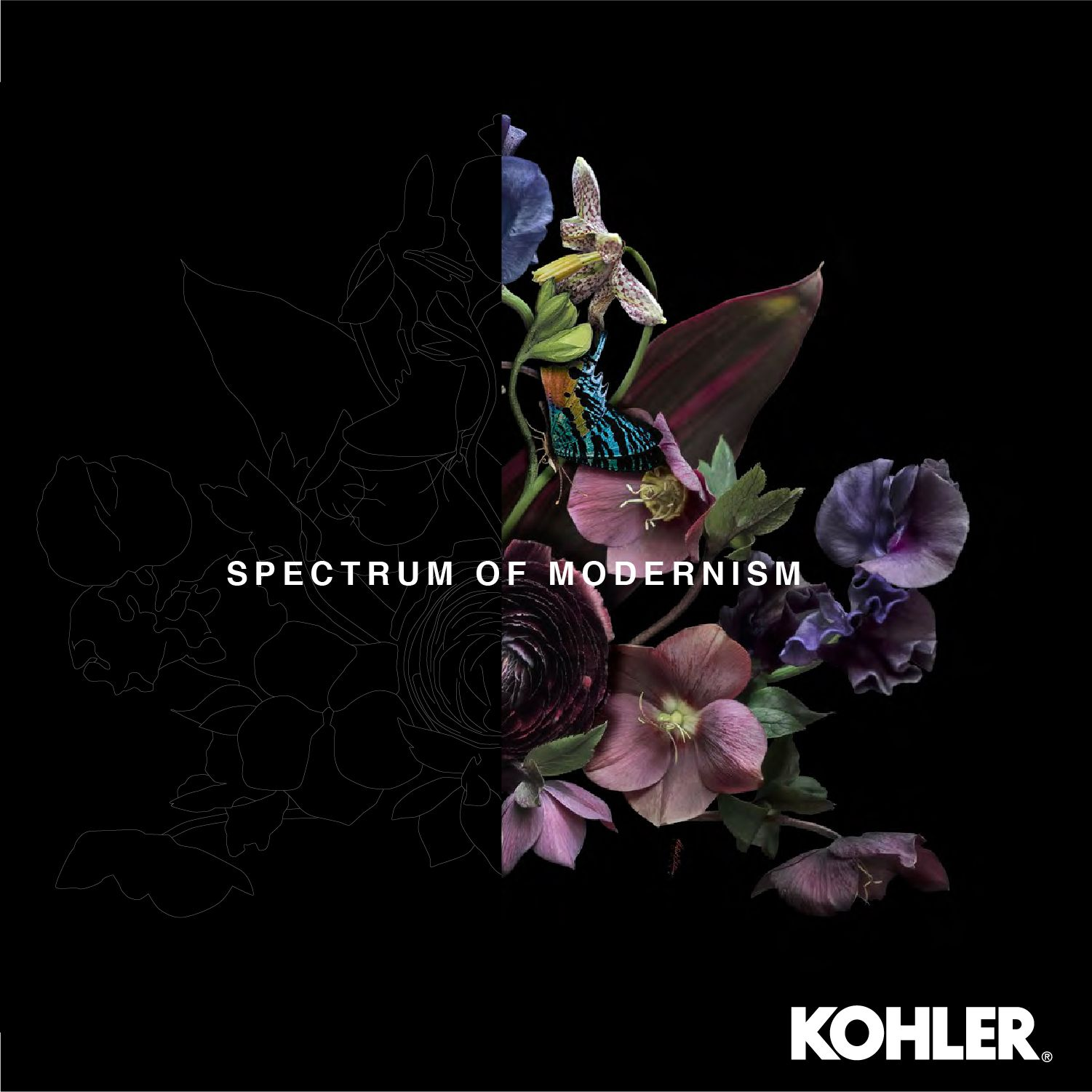 Discover Kohler S Spectrum Of Modernism Minimalism To Maximalism