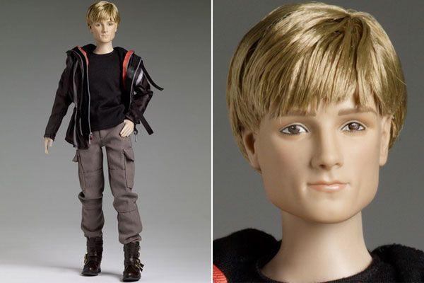 Hunger Games Collection Peeta Mellark Collectible Figure Tonner Doll | Teen.com