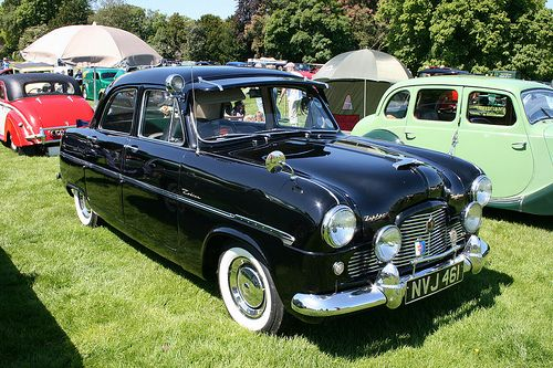 1955 Ford Zephyr Zodiac Ford Classic Cars Australian Muscle