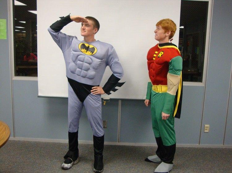 Kindheitshelden Ideen mottowoche kindheitshelden kostüm ideen jungs superhelden fasching