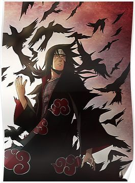 uchiha itachi poster imagenes de