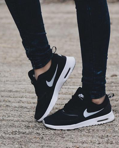new styles 02054 cd26c Nike Roshe Run 2015 Nike Air Max Schwarz, Black Nike Shoes, Nike Women s  Shoes