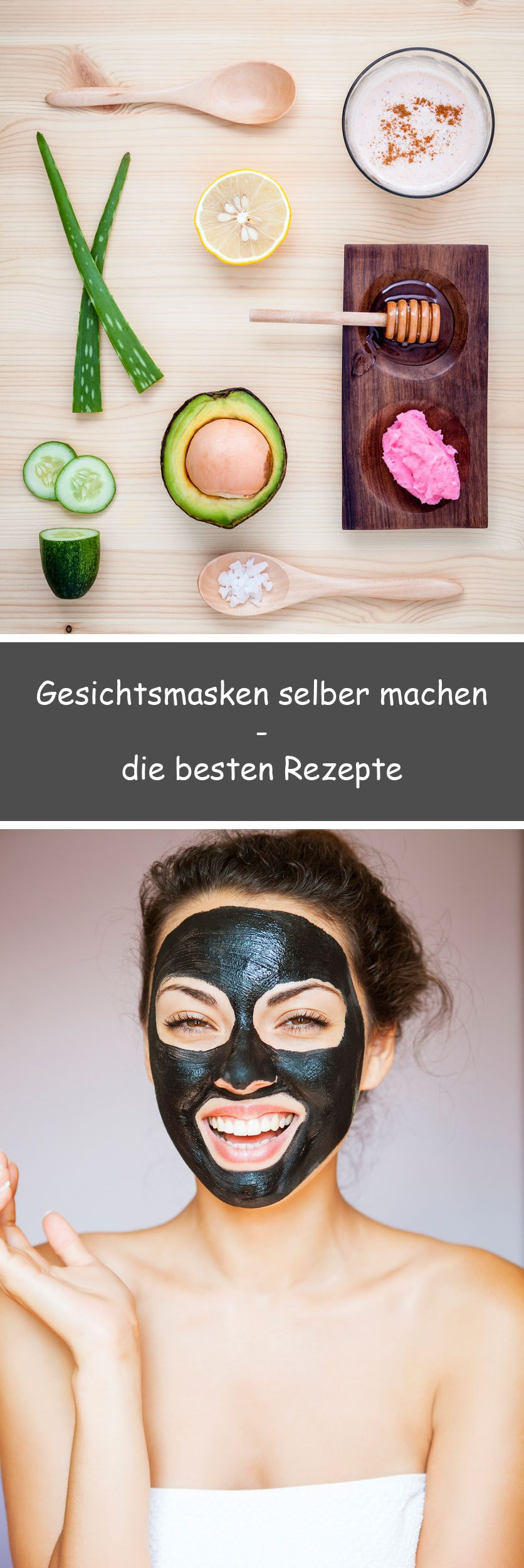 gesichtsmasken selber machen schnelle rezepte outfits pinterest trockene haut. Black Bedroom Furniture Sets. Home Design Ideas