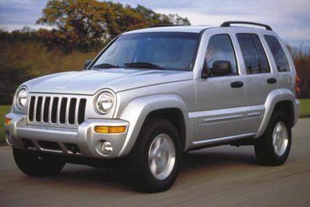 2002 Jeep Liberty Jeep Liberty Jeep Jeep Sport