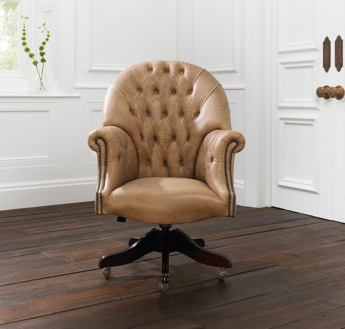 Chesterfield office chair - Directors Office Chair