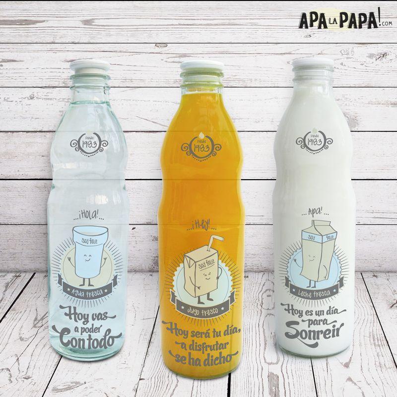 Botella De Agua Super Mega PROM...