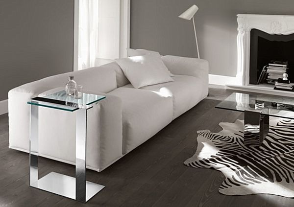 Designed By Giulio Mancini Joliet End Table Offers An Elegant Surface In Any Room Made Italy Tonelli Is Available 2 Heights