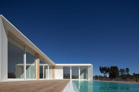 MIMA House in Alentejo, Portalegre, 2015 - MIMA Architects
