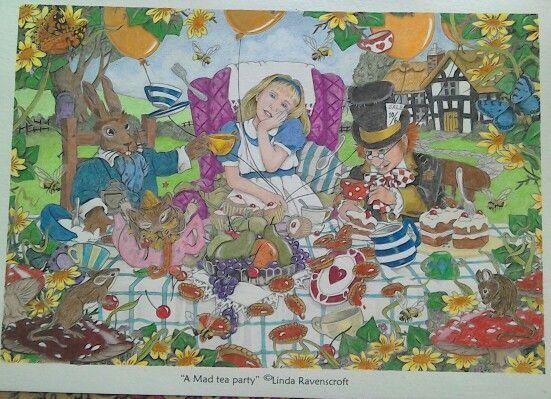 from linda ravenscrofts fairyand fantasy art using faber